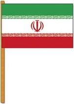 Luxe zwaaivlag Iran