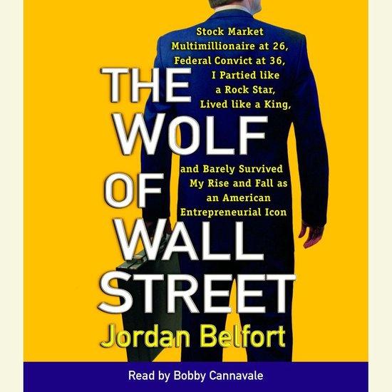 Afbeelding van The Wolf of Wall Street