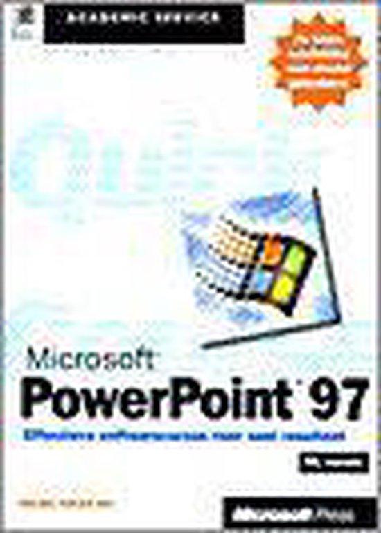 Microsoft PowerPoint 97 NL quick course - Online Press |