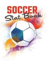 Soccer Stat Book