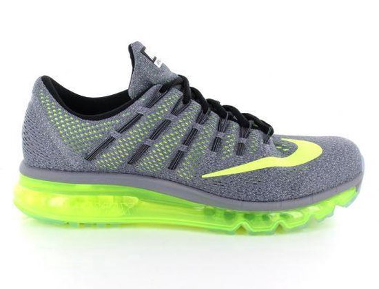nike air max 2016 grijs wit