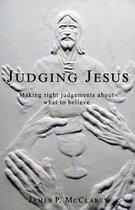 Boek cover Judging Jesus van James P McClarey