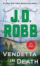 Boek cover Vendetta in Death van J. D. Robb