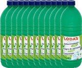 Loda Schoonmaakazijn - 12 x 1L - Voordeelverpakking