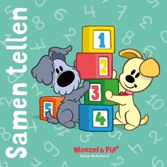 Woezel & Pip - Samen tellen