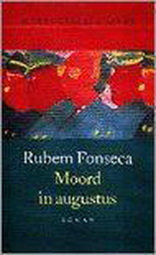 Moord in augustus - Rubem Fonseca pdf epub