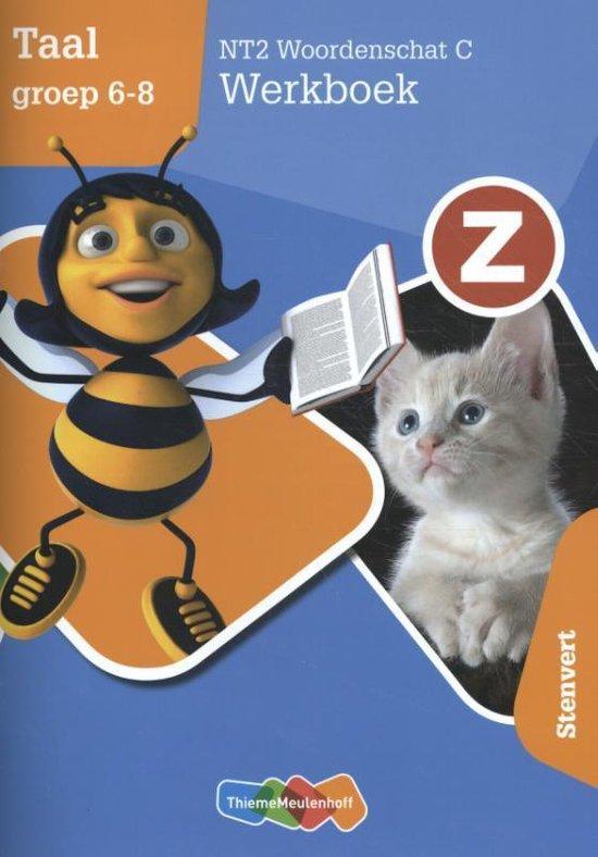 Z-Taal Woordenschat C groep 6-8 Werkboek - none pdf epub