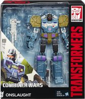 Transformers Generations Combiner Wars Voyager Class Onslaught figuur