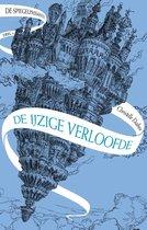 Boek cover De ijzige verloofde van Christelle Dabos (Onbekend)