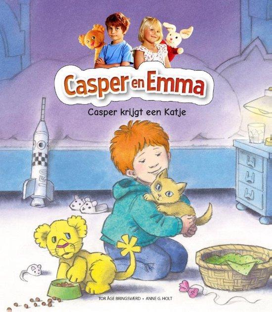 Casper en Emma - Casper krijgt een katje - Tor Age Bringsvaerd |