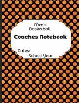 Mens Basketball Coaches Notebook Dates