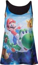 Nintendo - Top Ladies Super Mario Galaxy 2 - XL