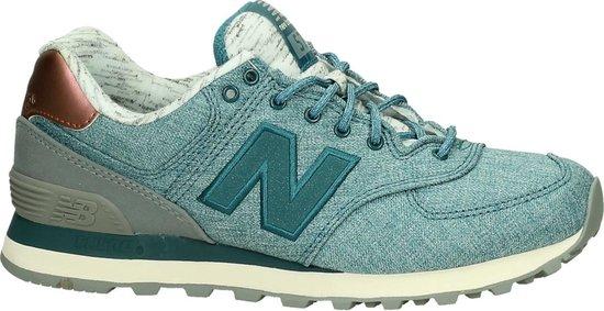 New Balance - Wl 574 - Sneaker laag - Dames - Maat 40 - Blauw - AEC