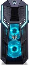 Acer Predator PO5-605s I9104 Intel® 9ste generatie Core™ i7 i7-9700K 16 GB DDR4-SDRAM 2256 GB HDD+SSD Zwart Toren PC