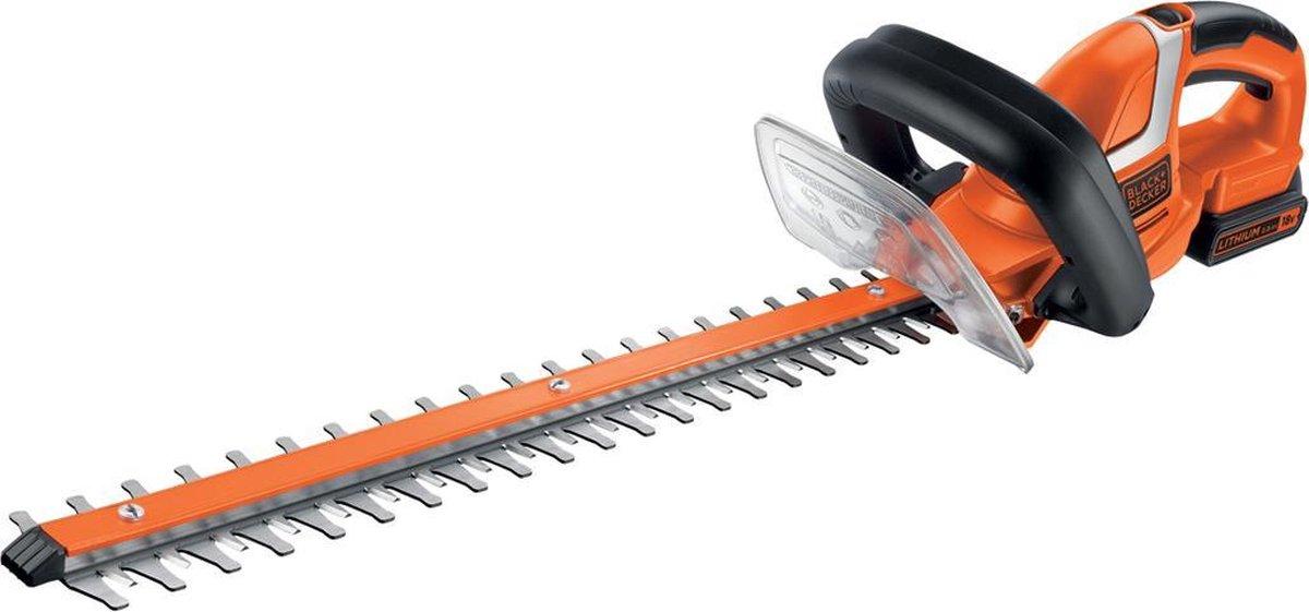 BLACK+DECKER GTC1845L20-QW Heggenschaar - 18V - 45cm - incl. accu en lader