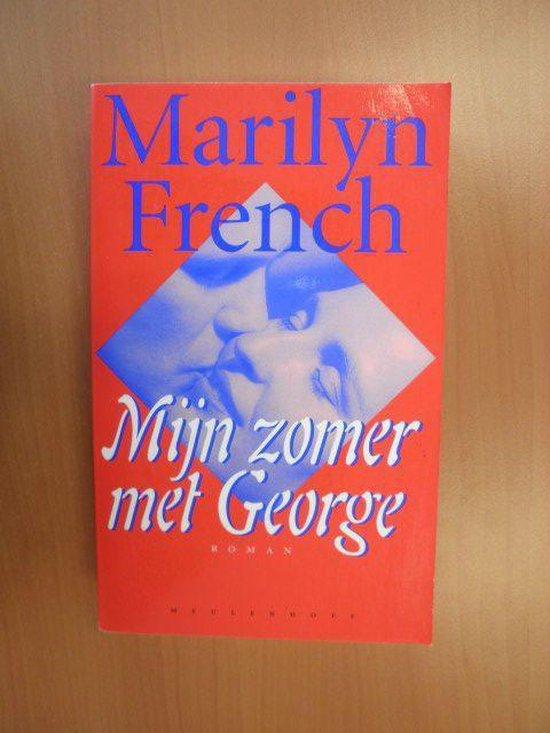 MIJN ZOMER MET GEORGE - Marilyn French |