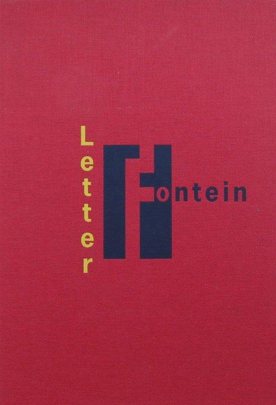 Letterfontein nederlandse uitgave - J. Pohlen  