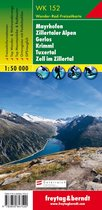 FB WK152 Mayrhofen • Zillertaler Alpen • Gerlos • Krimml • Tuxertal • Zell im Zillertal