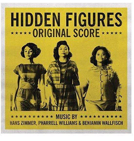 Hidden Figures (Ost Lp)(Rsd 2019)