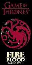 Strandlaken Game of Thrones Fire and Blood