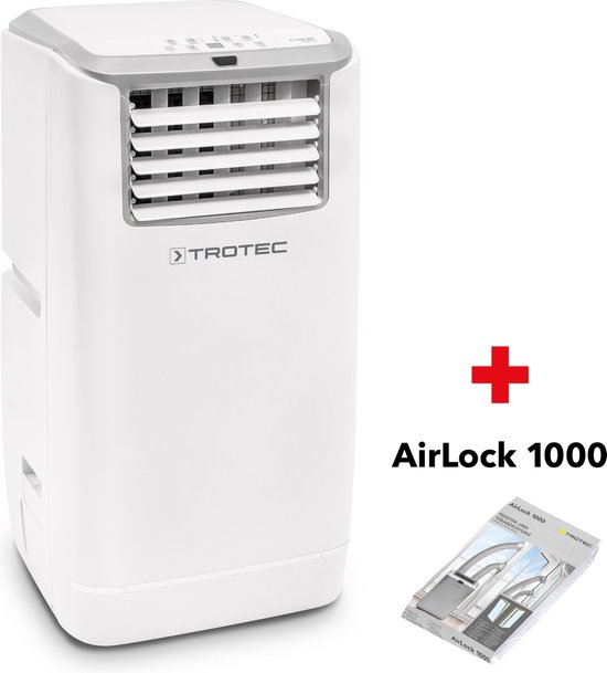 Trotec lokale airconditioner PAC 3200 E A+ & airlock 1000