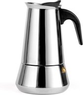Leopold Vienna Espressomaker Trevi voor 6 kopjes