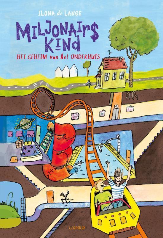 Miljonairskind - Ilona de Lange  