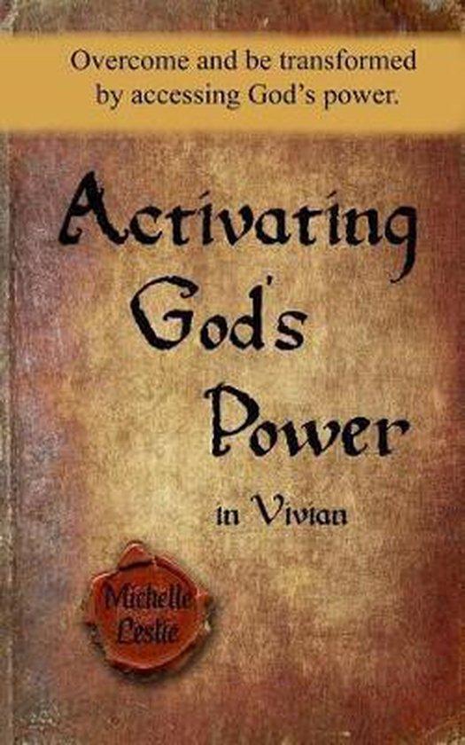Boek cover Activating Gods Power in Vivian van Michelle Leslie (Paperback)