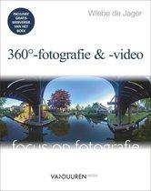 Focus op fotografie  -   360°-fotografie en-video