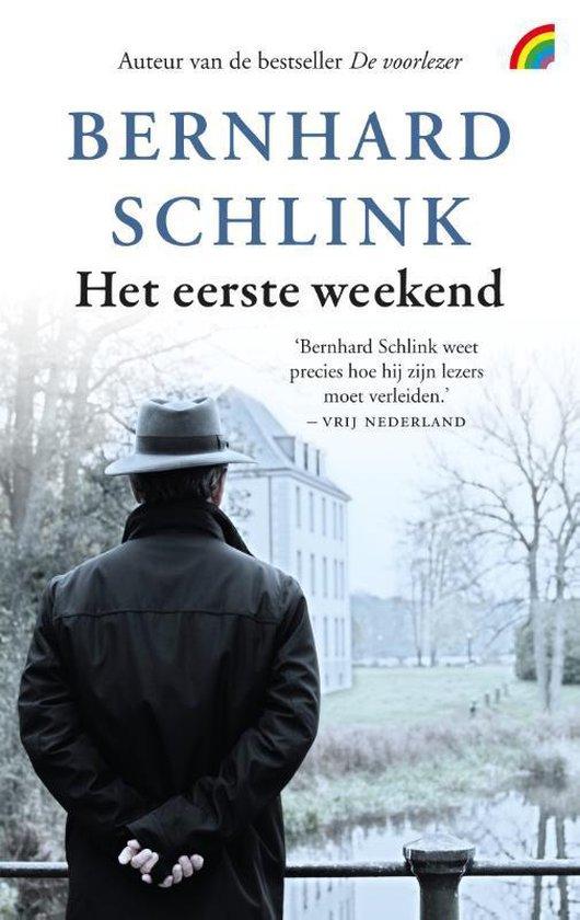 Het eerste weekend - Bernhard Schlink  