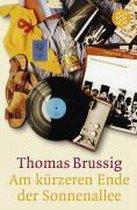 Boek cover Am kurzeren Ende der Sonnenallee van Thomas Brussig (Paperback)