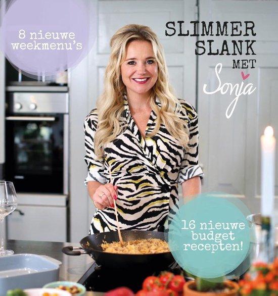 Boekomslag voor Slimmer Slank met Sonja