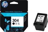HP 304 - N9K06AE - Inktcartridge Zwart / Black