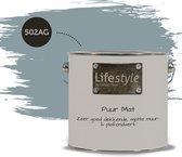Lifestyle Puur Mat | Muurverf | 502AG | 2.5 liter