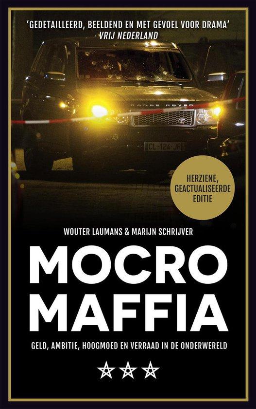 Boek cover Mocro maffia van Wouter Laumans (Paperback)