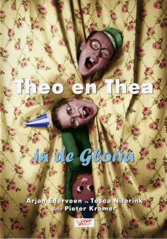 Cover van de film 'Theo & Thea - In De Gloria'