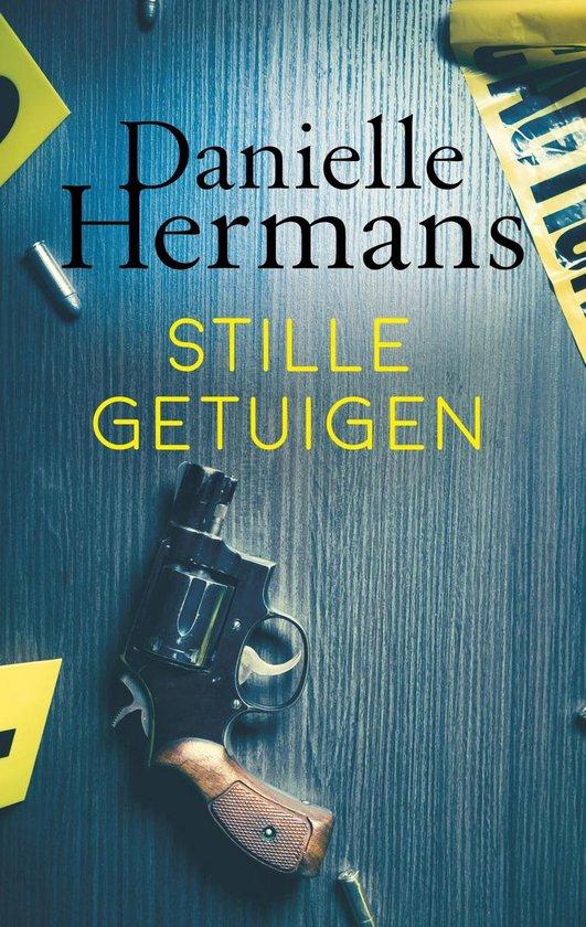 Boek cover Stille getuigen van Danielle Hermans (Onbekend)
