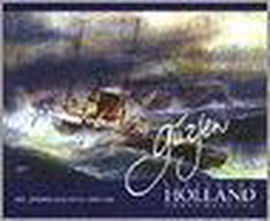 Guzjen, Sleepboot Holland Terschelling - P. Lautenbach  