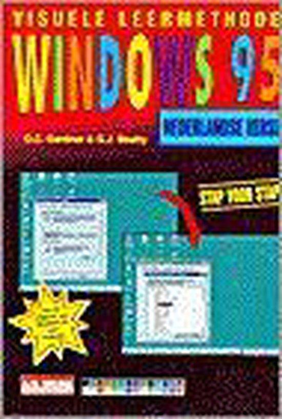 Visuele leermethode windows 95 - Auteur Onbekend |
