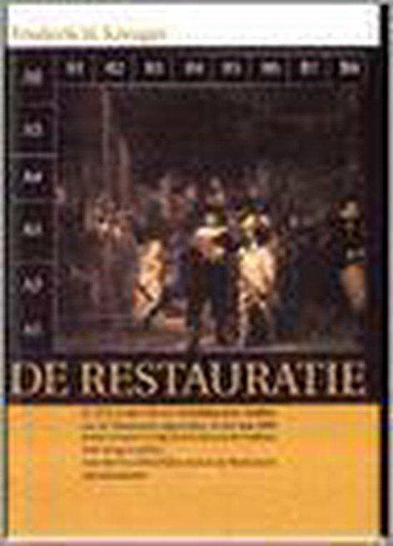 De Restauratie - F.H. Kreuger |