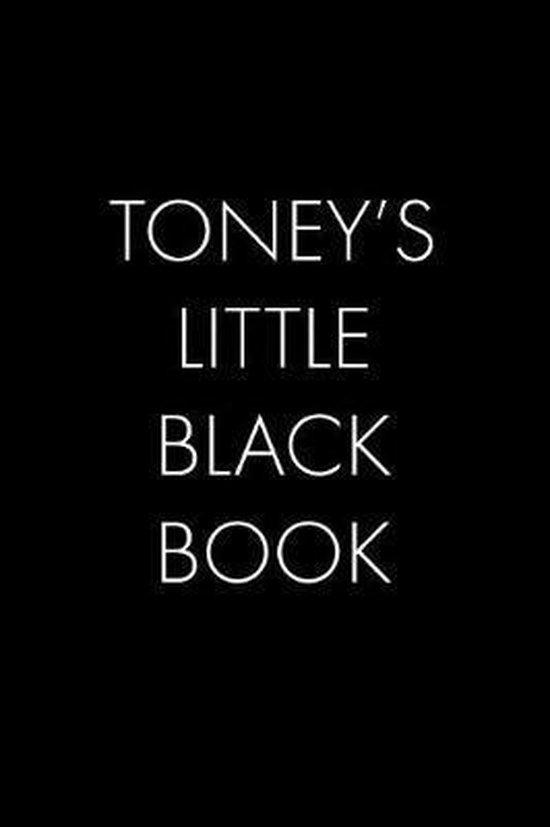 Toney's Little Black Book