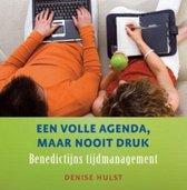 Een volle agenda, maar nooit druk