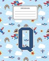 Composition Book Q