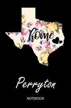 Home - Perryton - Notebook