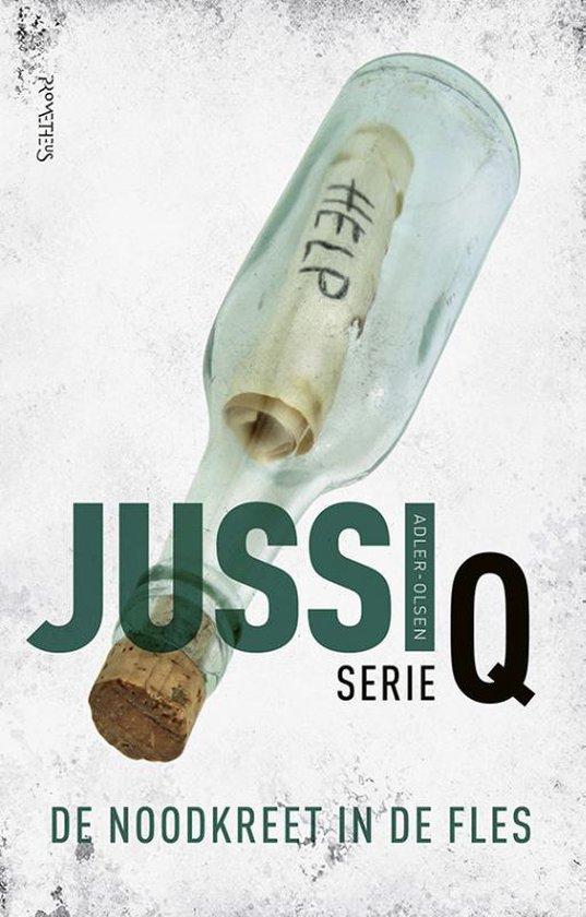 Serie Q 3 - Noodkreet in de fles - Jussi Adler-Olsen |