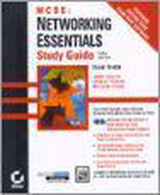 MCSE NETWORKING ESSENTIALS STUDY GUIDE + - J. Chellis |