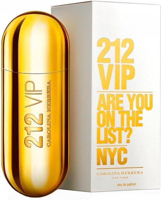 Carolina Herrera 212 VIP Women - 80 ml - Eau de parfum