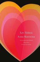 Boek cover Anna Karenina van Lev Tolstoj (Hardcover)