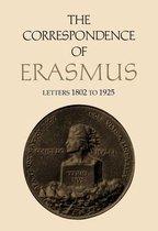 The Correspondence of Erasmus