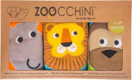Product: Zoocchini oefenbroekjes boy 3 st. 2-3Y, van het merk Zoocchini